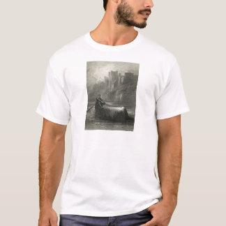 Arthurian Legende: Der Körper von Elaine T-Shirt