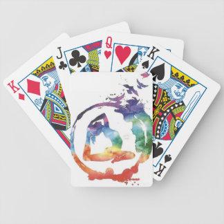Artikel Tadasana Yoga Bicycle Spielkarten