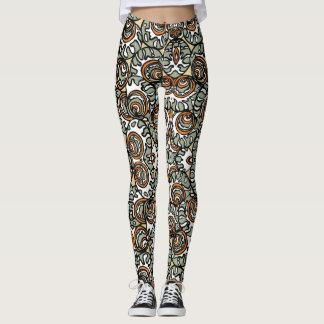 "Artisan_Wear - Yoga-Hosen ""in den Muscheln "" Leggings"