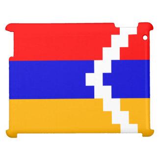 Artsakh (das Bergkarabach) Flagge iPad Hülle