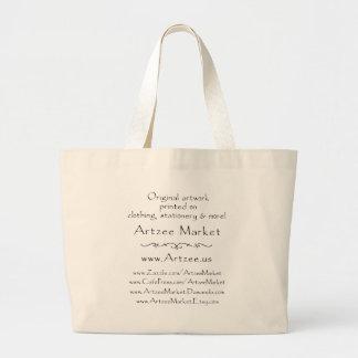 Artzee Markt-Website Einkaufstasche