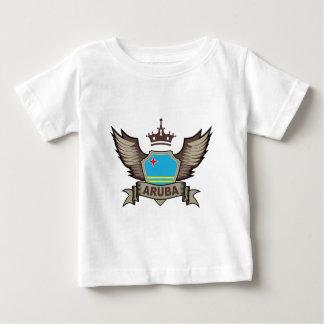 Aruba-Emblem Baby T-shirt