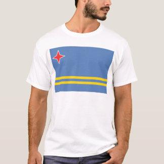 Aruba-Flagge Aw T-Shirt