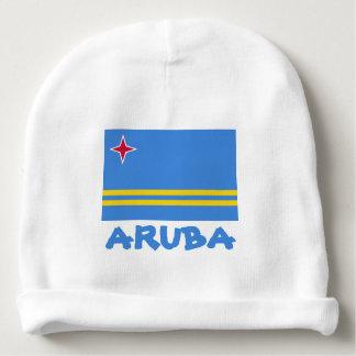 Aruba-Flagge Babymütze