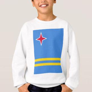 Aruba-Flagge Sweatshirt