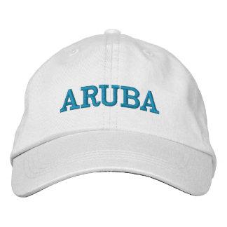 Aruba trägt Hut zur Schau Bestickte Caps