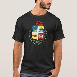 Aruba-Wappen Aw T-Shirt