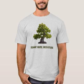 Arvel grüner Baum-T - Shirt