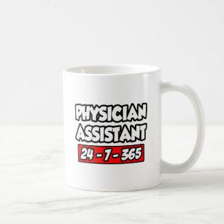 Arzt-Assistent 24-7-365 Kaffeetasse