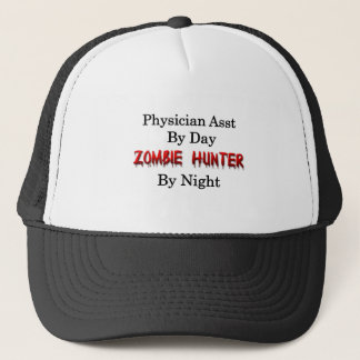Arzt-Assistent/Zombie-Jäger Truckerkappe