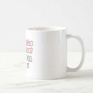 Arzt-Assistenten-… Art einer großen Sache Kaffeetasse