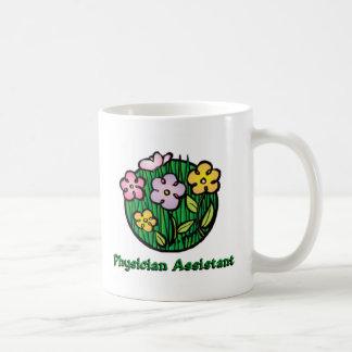 Arzt-Assistenten-Blüte Kaffeetasse