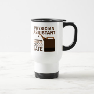 Arzt-Assistenten-(lustige) Schokolade Reisebecher