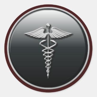 Arzt-Aufkleber