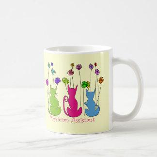Arzt-behilfliche Geschenk-wunderlicher Kaffeetasse