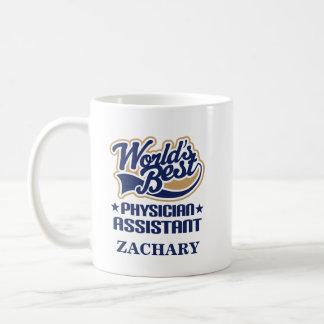 Arzt-behilfliches personalisiertes Tassen-Geschenk Kaffeetasse