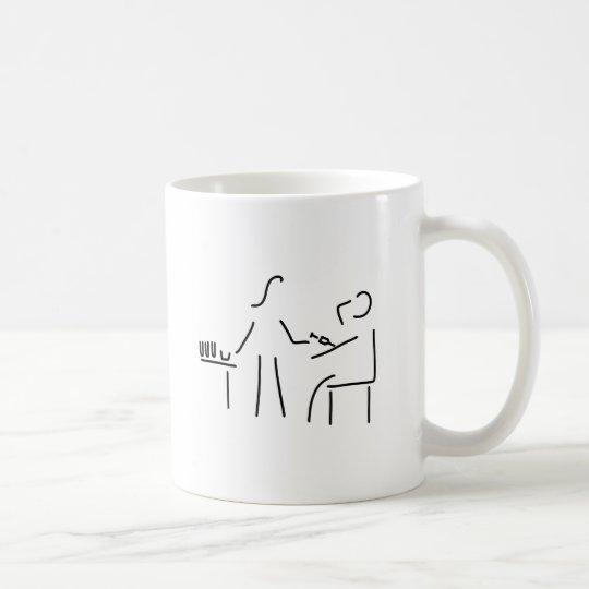 arzthelferin mta pta kaffeetasse