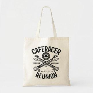As-Caféracer-Wiedersehen-Arbeits-harter Tragetasche