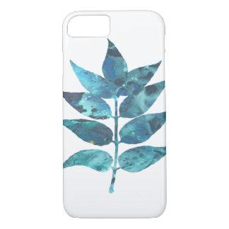 Aschen-Blätter iPhone 7 Hülle