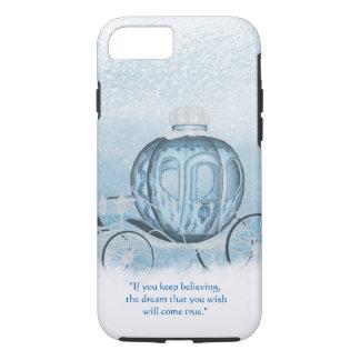 Aschenputtel-Telefon-Kasten iPhone 7 Hülle