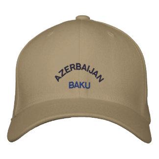 ASERBAIDSCHAN, BAKU BESTICKTE KAPPE