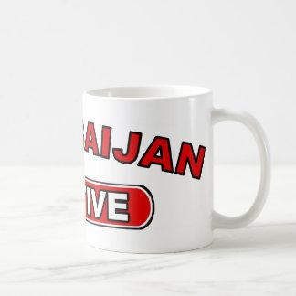 Aserbaidschan-Eingeborener Kaffeetasse