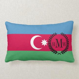 Aserbaidschan-Flagge Lendenkissen