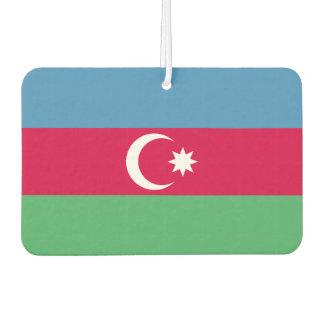 Aserbaidschan-Flagge Lufterfrischer
