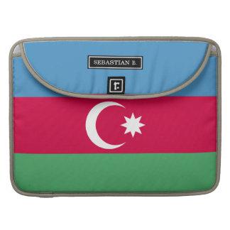 Aserbaidschan-Flagge Sleeve Für MacBooks