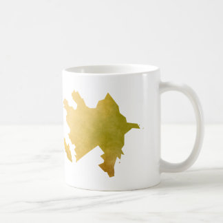 Aserbaidschan Kaffeetasse