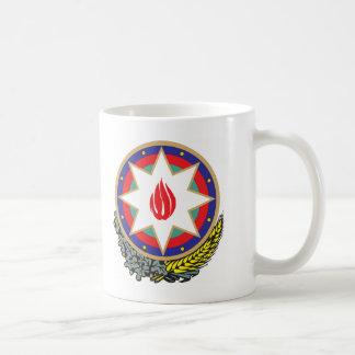 Aserbaidschan-Wappen Kaffeetasse