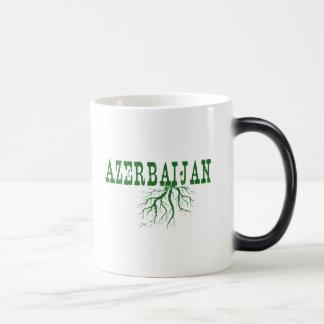 Aserbaidschan-Wurzeln Verwandlungstasse