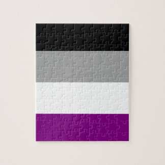 Asexuale Stolz-Flagge Puzzle