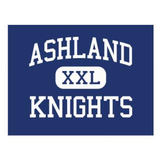 Ashland adelt mittleres Glenolden Postkarte