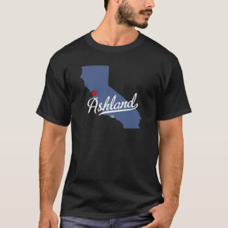 Ashland Kalifornien CA Shirt