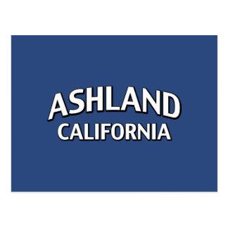 Ashland Kalifornien Postkarte