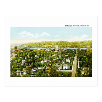 Ashland, Kentucky Postkarte