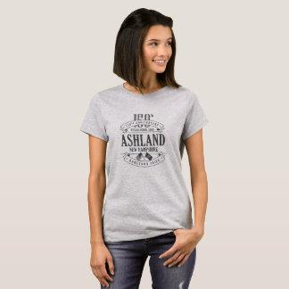 Ashland, New Hampshire 150. Anniv. T - Shirt 1-Col