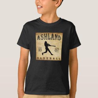 Ashland Pennsylvania Baseball 1887 T-Shirt