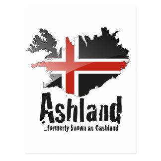 Ashland Postkarte