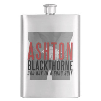 Ashton Blackthorne Flasche Flachmann