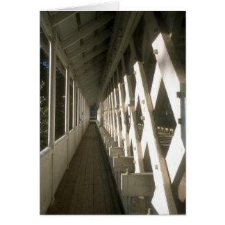Ashuelot Brücken-Gehweg Karte