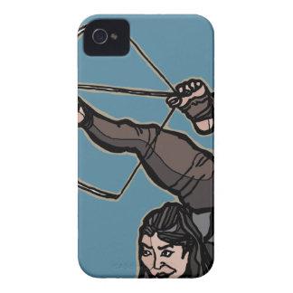 AsianFeetArcher iPhone 4 Case-Mate Hülle