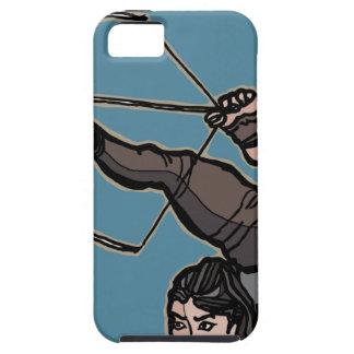 AsianFeetArcher Tough iPhone 5 Hülle