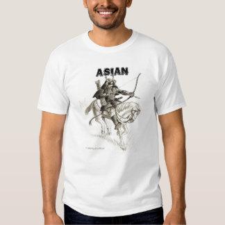 Asiat und ninja shirt