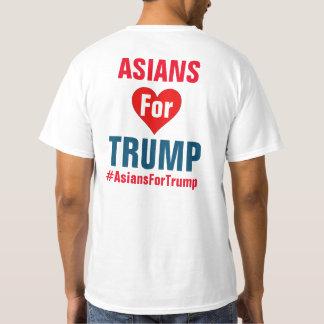 Asiaten für Trumpf-T - Shirt