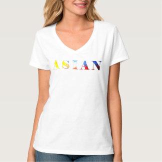 ASIATISCH - philippinische Flagge T-Shirt
