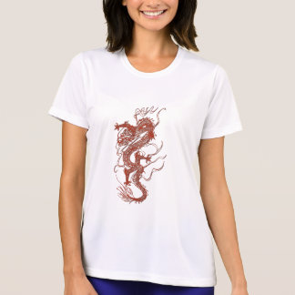 ASIATISCHE Drache-Sammlung T-Shirt