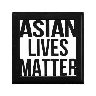 Asiatische Leben-Angelegenheit Geschenkbox