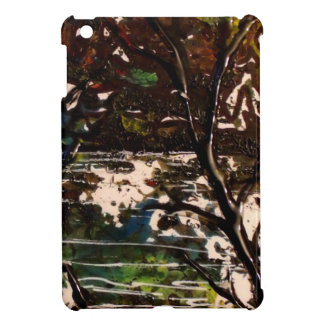 asiatischer Baum iPad Mini Hülle